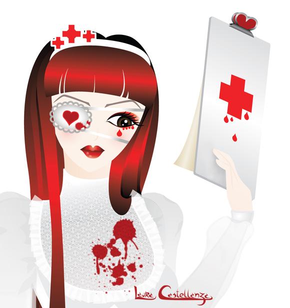 Laura Castellanza, Guro Lolita