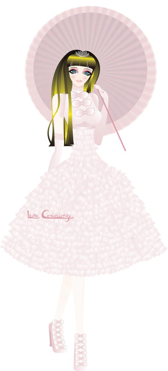 Laura Castellanza, Hime Lolita