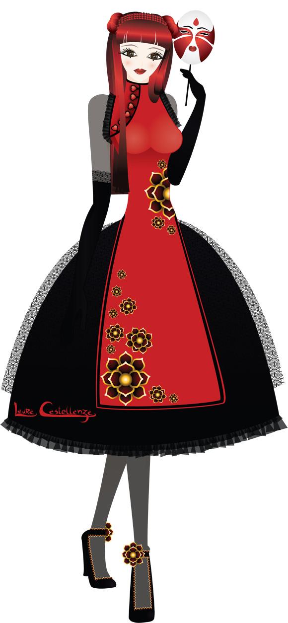 Laura Castellanza, Qi Lolita