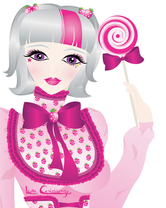 Laura Castellanza, Sweet Lolita