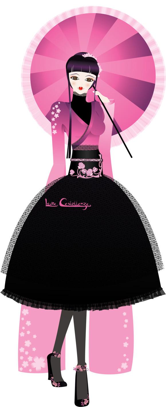 Laura Castellanza, Wa Lolita