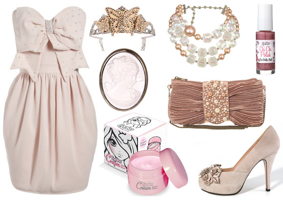Get the Kawaii Look: Hime (Princess) Lolita