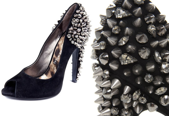 Sam Edelman - Lorissa shoes, scarpe punk