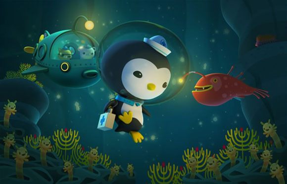 Meomi - The Octonauts cartoon