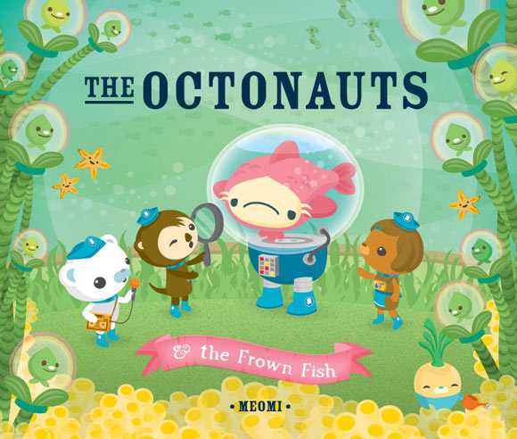Meomi - The Octonauts & the Frown Fish cover