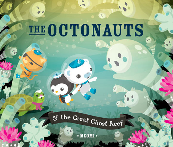Meomi - The Octonauts & the Great Ghost Reef cover