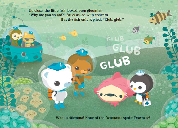 Meomi - The Octonauts & the Frown Fish