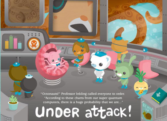 Meomi - The Octonauts & the Only Lonely Monster