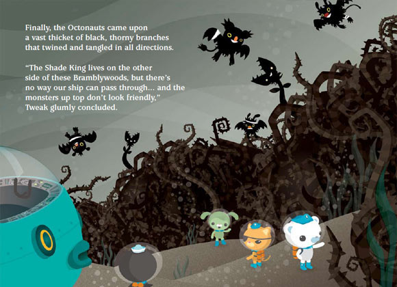 Meomi - The Octonauts & the Sea of Shade