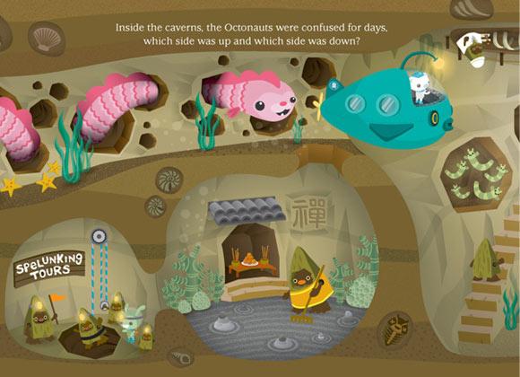 Meomi - The Octonauts & the Sea of Shade