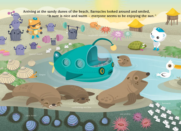 Meomi - The Octonauts & the Great Ghost Reef