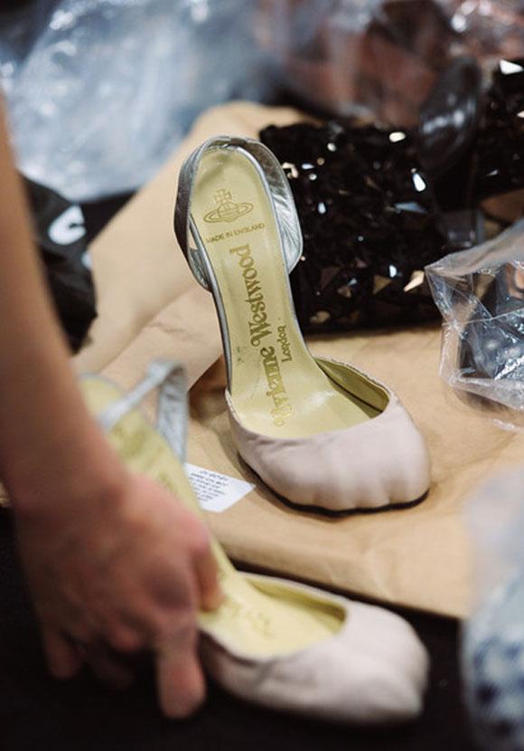 Vivienne Westwood, Toe Shoes