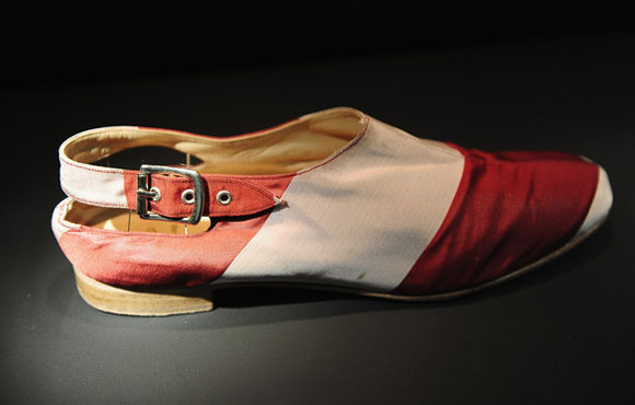 Vivienne Westwood, Pirate Slingback shoe