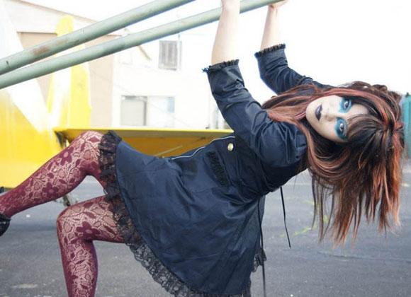 La Carmina Gothic Alternative Jpop Girl