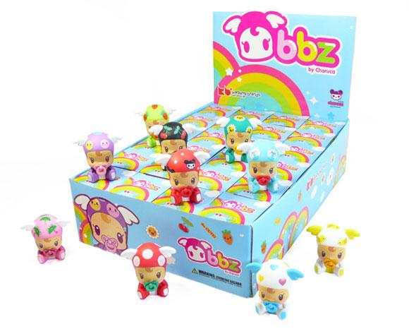 Charuca, happy kawaii character, personaggi felici e kawaii, Baby Toys BBZ