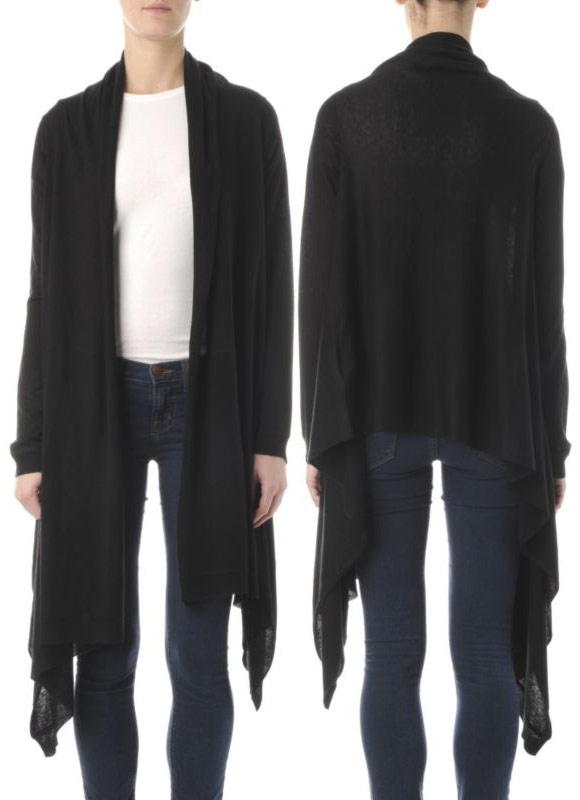 DKNY - Cashmere Silk Cozy Cardigan