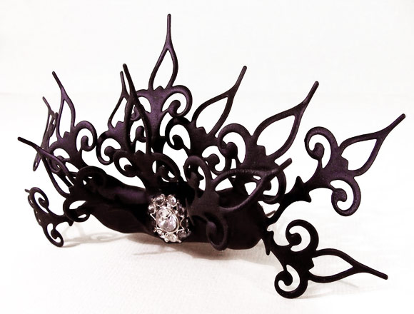 EJPcreations - Tiara Gothic Neo Victorian
