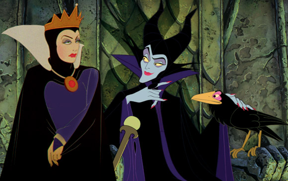 Evil Queen vs Maleficent - Grimilde vs Malefica