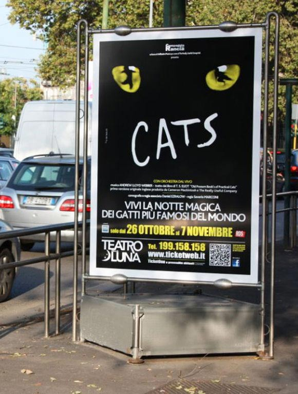 Cats QR Code