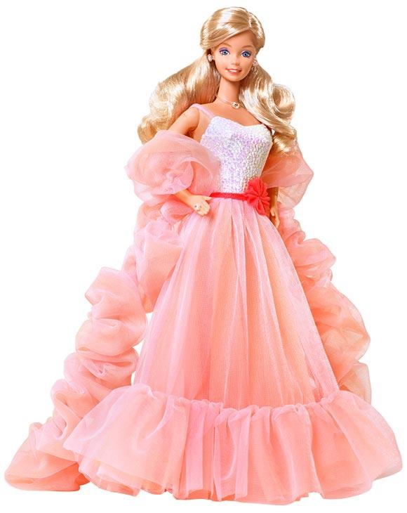 Barbie Peaches 'n Cream, Fior di Pesco, 1984