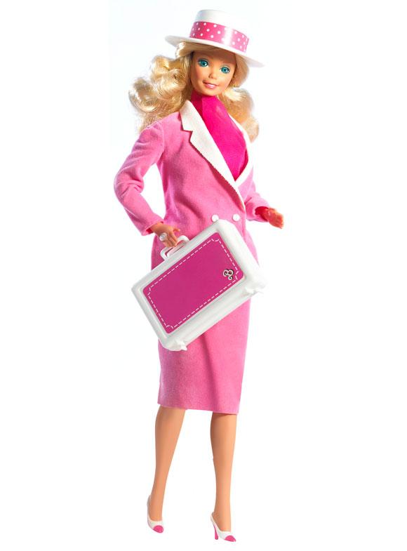 Barbie Day to Night Barbie, 1985