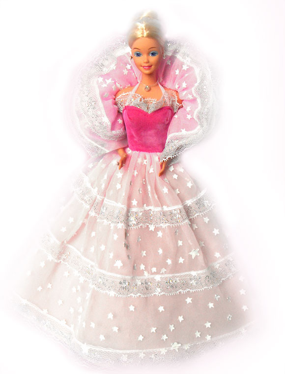 Barbie Dream Glow, 1985, Barbie Luce di Stelle