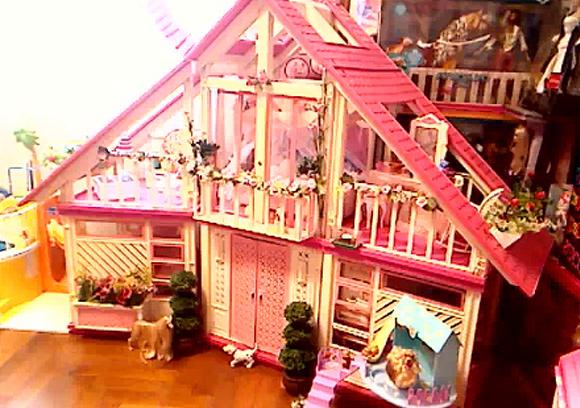 Barbie Pink Dream House