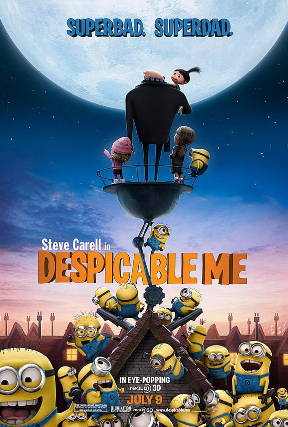 Despicable Me / Cattivissimo Me - Poster