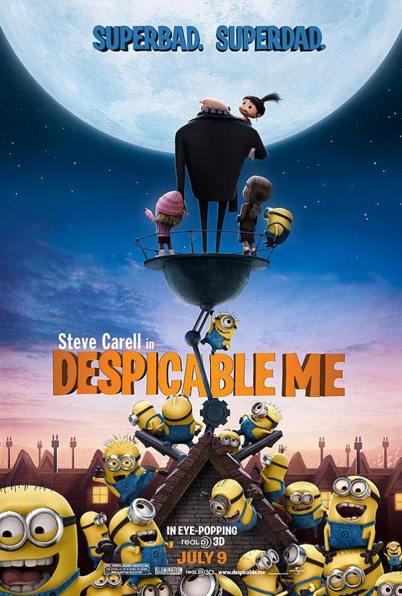 Despicable Me / Cattivissimo Me - Poster