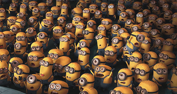 Despicable Me / Cattivissimo Me - Minions