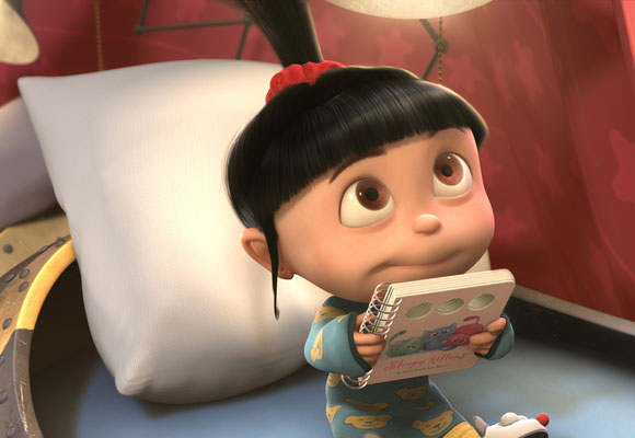 Despicable Me / Cattivissimo Me - Agnes