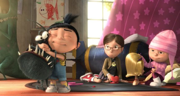 Despicable Me / Cattivissimo Me - Margo, Edith, Agnes