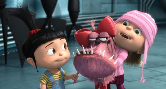 Despicable Me / Cattivissimo Me - Edith, Agnes