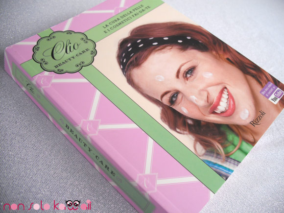 Clio Zammatteo in arte Clio makeup su Youtube, Libro: Clio Beauty Care, La Cura della Pelle e i Cosmetici Fai-da-Te