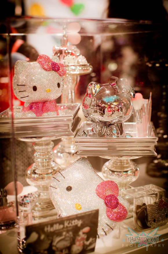 Hello Kitty by Sephora, Sanrio Hello Kitty 50th Anniversary Los Angeles, Photo by Nara Youn