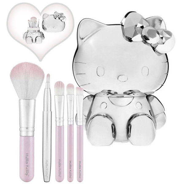 Hello Kitty by Sephora, Hello Kitty Brush Set
