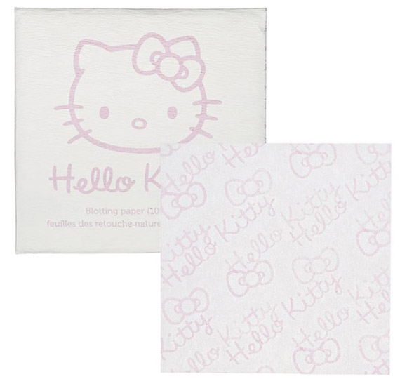 Hello Kitty by Sephora, Blotting Papers, Fogli Antilucidità