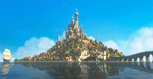Tangled / Rapunzel - the Kingdom / il Regno
