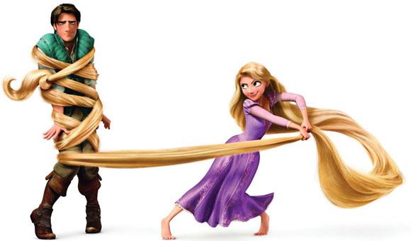 Tangled / Rapunzel - Rapunzel & Flynn Rider (Eugene Fitzherbert)
