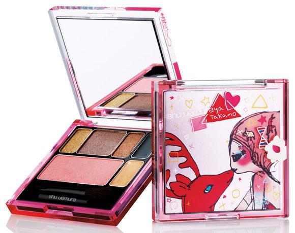 Shu Uemura & Aya Takano - Abracadabra Fantasy, kawaii beauty palette