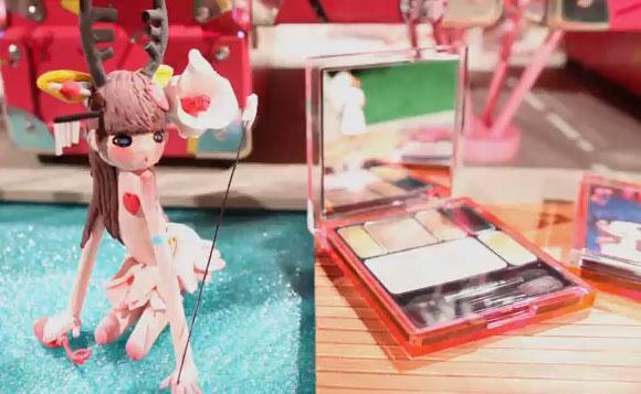 Shu Uemura & Aya Takano - Abracadabra Fantasy, kawaii beauty