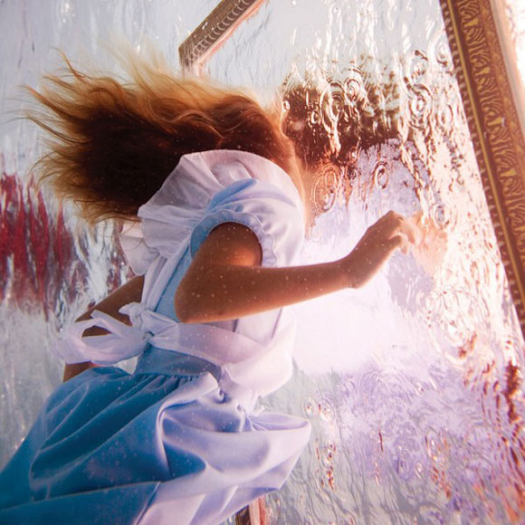 Elena Kalis - Alice in WaterLand - Alice in WonderWater - Alice Through the Looking Glass