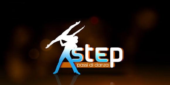 Step - Passi di Danza, il logo del programma sulla danza di RAI5