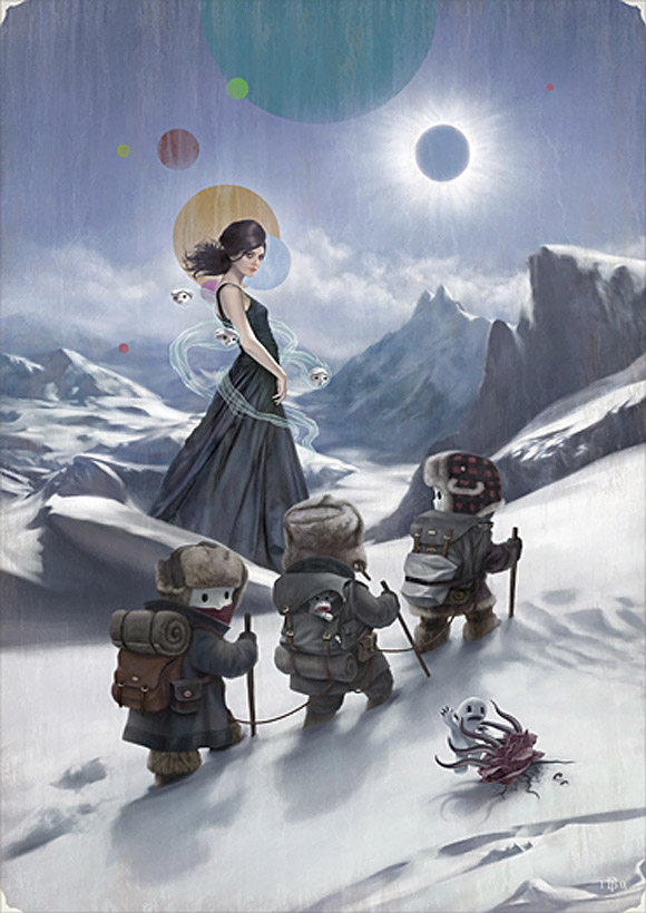 Tom Bagshaw, Yuki-Onna