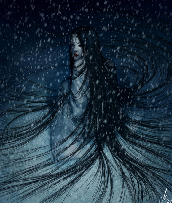 Northern Banshee, Yuki Onna 2