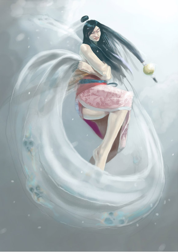 JR McGee, Yuki Onna
