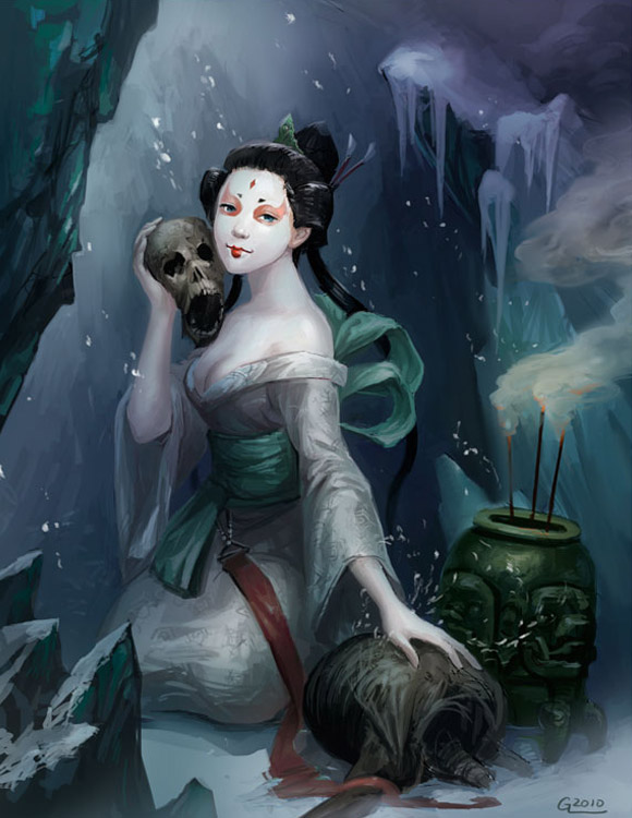 Grace Liu, Snow Spirit