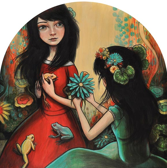 Kelly Vivanco - Unfamiliar Things, Springs To Mind