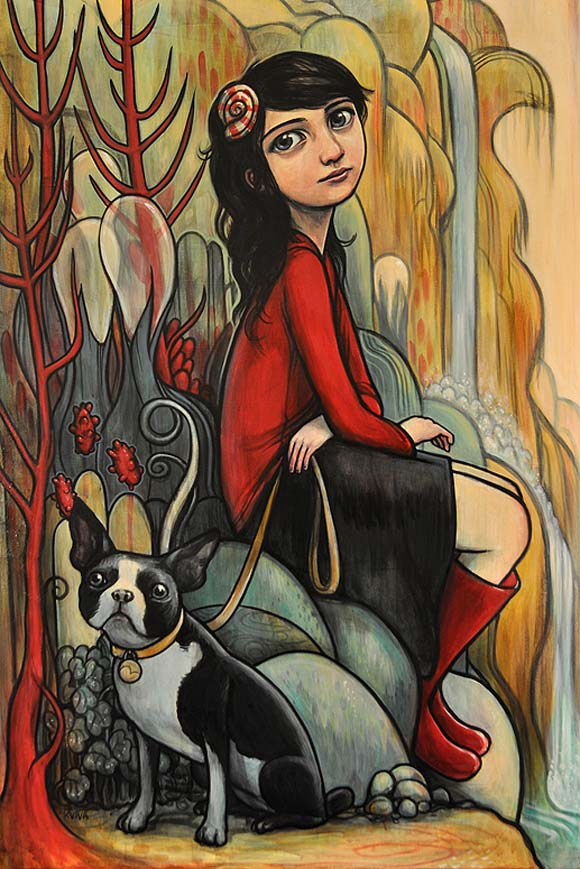 Kelly Vivanco - Rest, Springs To Mind