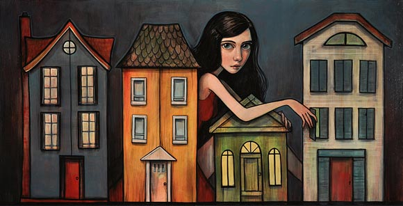 Kelly Vivanco - Dollhouses, Springs To Mind